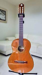 Admira Solista Classical Guitar Solid Top - PICKUP from St Albans