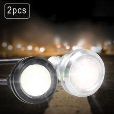 2pcs Eagle Eye Lamp Daylight LED DRL Fog Daytime Running Car Light Tail Lights