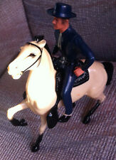 VINTAGE HARTLAND PALADIN HAVE GUN WILL TRAVEL COMPLETE WITH HORSE