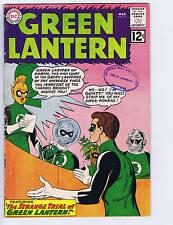 Green Lantern #11 DC 1962
