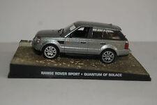 Modellauto 1:43 James Bond 007 Range Rover Sport *Quantum of solace Nr. 79
