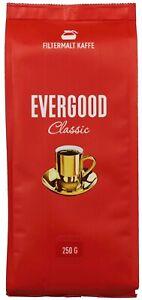 Norwegian Evergood Coffee Filter Malt 6x250g  More Taste  Arabic&Kenyan Beans