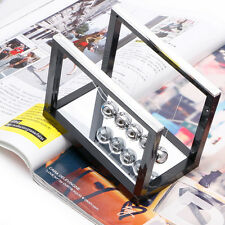 Newtons Cradle Steel Balance Ball Fun Decoration Physics Science Toy Gift S