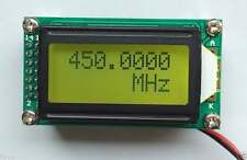 1 MHz ~ 1.1 GHz RF Frequency Counter Tester Digital LED METER FOR Ham Radio new