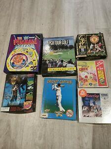 Amiga Bix Box Games Bundle