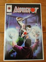 Bloodshot, Vol. 1 #9 VF-NM* Key Issue. 1st mention of Dr. Silk. Free Shipping!