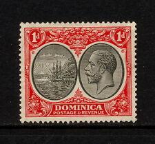 (YYAC 401) Dominica 1933 MLH Ship