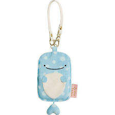 Jinbei San Whale Shark Plush ID Card Pass Case ❤ San-X Japan