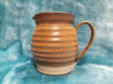 Marris M.B. Ravenshead: antique studio jug.