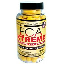 Hi Tech ECA Xtreme Energy & Diet Aid FAST FREE SAME DAY SHIPPING