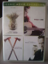 Iconic Movie Collection Cast Away Walk The Line Wall Street The Last of Mohicans