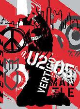 DVD: U2: Vertigo 2005 // Live from Chicago, Hamish Hamilton, Erica Forstadt. New