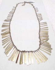 Lucky Brand Gold Design Necklace