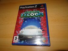 CARWASH TYCOON - PLAYSTATION 2 PS2 - Nuevo Precintado