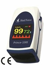 Heal Force 100i Fingertip Pulse Oximeter Oxygen Monitor + Port for Child Infant