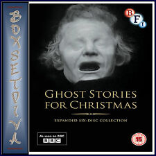 GHOST STORIES FOR CHRISTMAS - 6 DISC COLLECTION **BRAND NEW DVD **