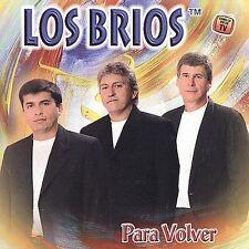 Los Brios : Para Volver CD