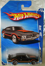 HOT WHEELS 2010 HOT AUCTION SERIES OLDS 442 NEW