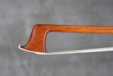 A very fine German violin bow made by Heinrich Knopf ca.1865