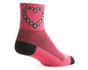 "Sockguy 3"" Socks (Chain Luv)"