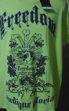 "Burton ""Freedom"" Graphic T-Shirt NWT"