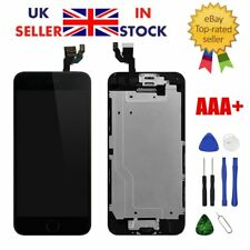 Replacement LCD Touch Screen Digitizer Camera Button For Black iPhone 6 4.7'' UK