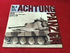 "/""Tank Think-Tank/"" By Yoshioka Kazuya Tank Model Works Picturial Book Japan"