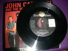 "Pop 45 John Cafferty ""Tender Years /Down On My Knees"" Scotti Bros. 1983 NM"