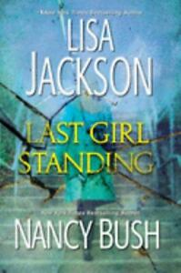 Last Girl Standing: A Novel of Suspense by Lisa Jackson (English) Paperback Book
