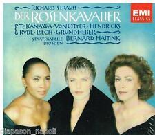 Strauss: Der Rosenkavalier / Haitink, Te Kanawa, Von Otter - CD Emi