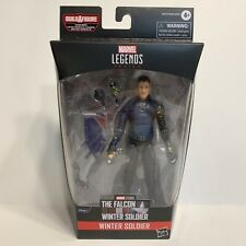 "Marvel Legends 6"" Disney+ Winter Soldier Bucky Barnes MCU Misp White Wolf??"