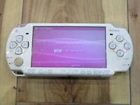 Sony PSP 2000 Console Ceramic White Japan P834