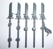 Grey Knights Paladin/Terminator Squad Halberds x 5 – G1204