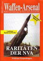 Waffen-Arsenal Highlight 10 Raritäten der NVA (Panzer-Fahrzeuge-Raketen u.a.)