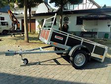 Pkw- Anhänger, kippbar 750 kg