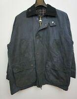 "Men`s McORVIS Wax Jacket Size 2XL-3XL 48"" Chest Country Game Waterproof Coat"