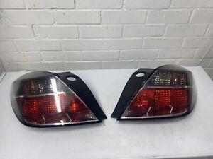 Vauxhall Astra VXR Rear Lights - Astra H Tail Lights