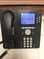 Avaya 9640 6-Line Color Display One-X VoIP Digital Office Phone 700383920
