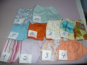 Puppenkleidung :Kurze Hose für Babypuppe 40-43 cm