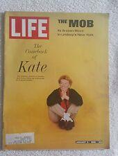 LIFE Magazine January 5, 1968; The Comeback of Kate Hepburn - RARE FIND!
