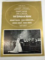 "Vintage ""The Sound Of Music "" Souvenir Program 70's"