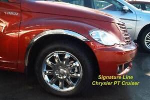 Wheel Arch Moulds to suit Chrysler PT Cruiser 2001-2010 Signature Line