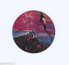Pink Floyd 1982 The Wall U.S. peel-back paper Sticker MINT ORIGINAL