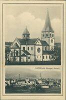 Ansichtskarte Gaggenau Murgtal Baden Total Kirche   (Nr.9641)