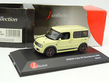 J Collection 1/43 - Nissan Cube Neoclassical 2006