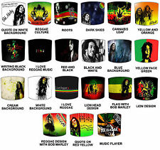 More details for bob marley reggae lampshades to match bedding duvets curtains cushion covers