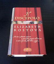 Il discepolo - Elizabeth Kostova - Prima Edizione SuperPocket - Rilegato -