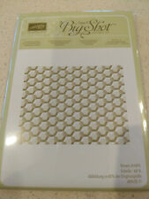 Stampin Up - Hexagons Dynamic Embossing Folder - new