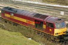 PHOTO  CLASS 60 DIESEL 60053  NORDIC TERMINAL  AT PEAK FOREST ON 20/01/01 V2