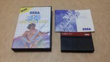GOLDEN Axe (locale Master System) versione Europea